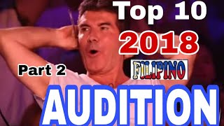 Download lagu TOP 10 FILIPINO AUDITION PART 2