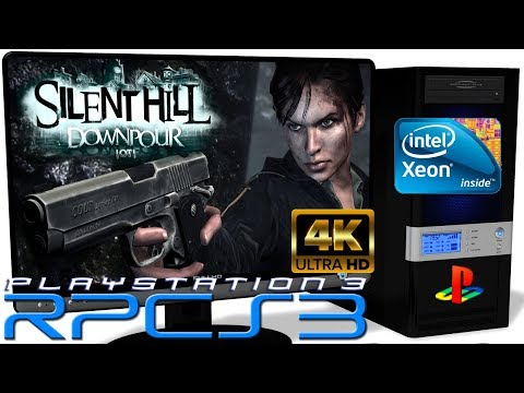 RPCS3 0.0.6 [PS3 Emulator] - Silent Hill: Downpour [4K-Gameplay] Xeon E5-2650v2 #2