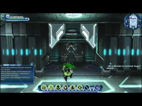 DC Universe Online War Room tutorial(HD)