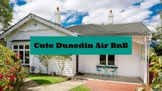 Gambar cover The BEST Airbnb in Dunedin! // Travel Vlog