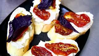 Вяленые помидоры из Греции | Как правильно кушать Вяленые томаты