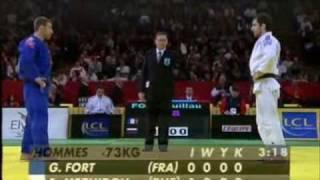 Salamu Mezhidov (RUS) -vs- Guillaume Fort (FRA)