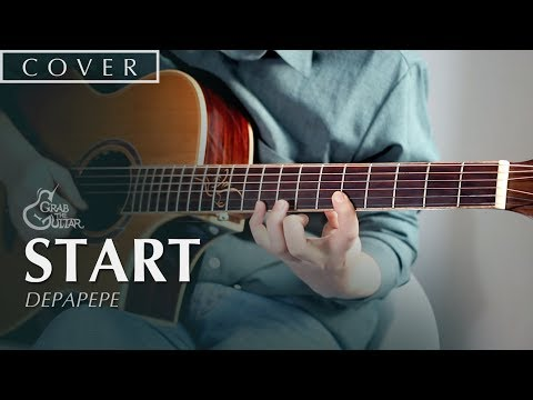 Start - Depapepe (Guitar Cover + TAB)