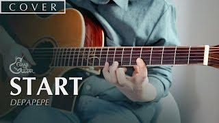 Gambar cover Start - Depapepe (Guitar Cover + TAB)
