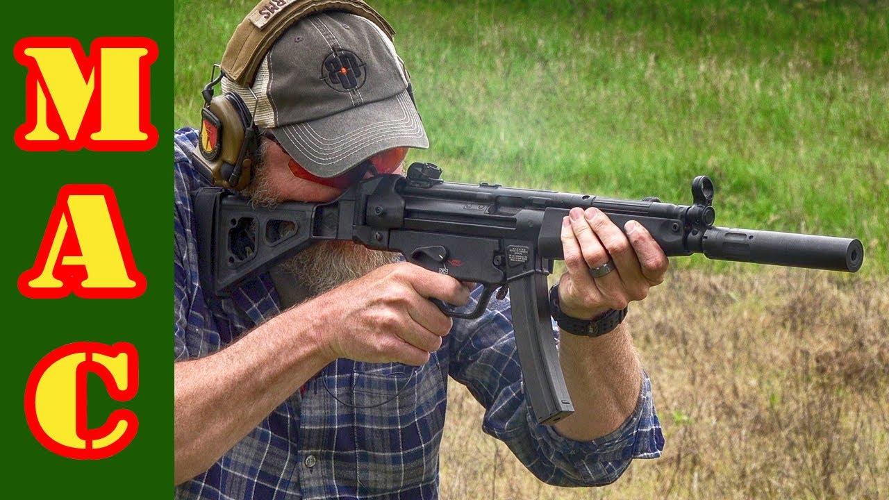 Special MP5 Silencer: Zenith D9-Z