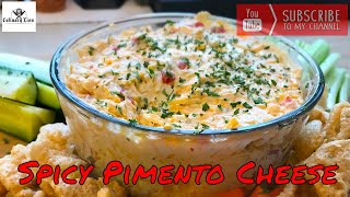 Hot & Spicy Pimento Cheese