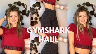 GYMSHARK HAUL!! - I ripped my pants...