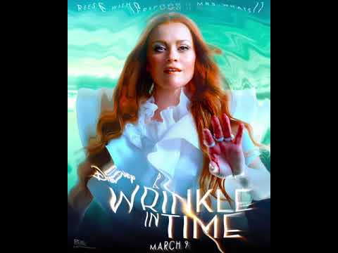 Disney's A Wrinkle in TIme  Motion Posters