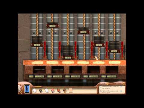 Let's Play Nancy Drew Labyrinth of Lies 004: Weight Problems...