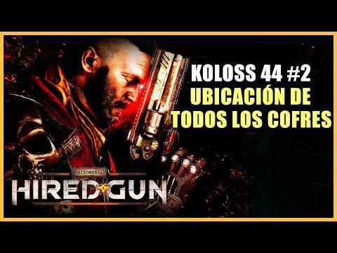 Necromunda: Hired Gun - Todos los cofres de Koloss 44 - Capítulo 2
