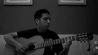 Crazy Little Thing Called Love classical Guitar