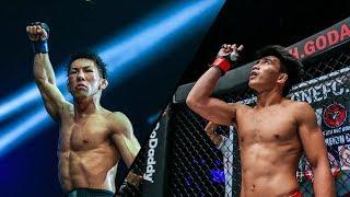 Yosuke Saruta vs. Joshua Pacio   ONE Co-Main Event Feature
