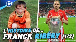 Le fabuleux destin de Franck Ribéry, de banni au LOSC à légende vivante du Bayern Munich (1/2)