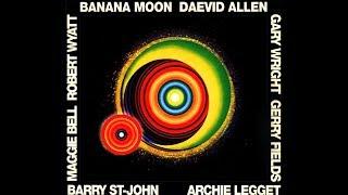 Daevid Allen, Banana Moon 1971 (vinyl record)