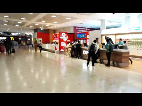 Sydney Airport - T1 International Terminal