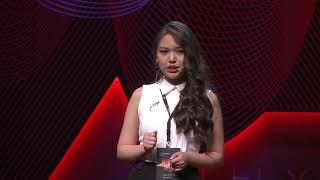 Дауа – табиғи жаратылыста   Әйгерім Құрманбайқызы   TEDxAstana