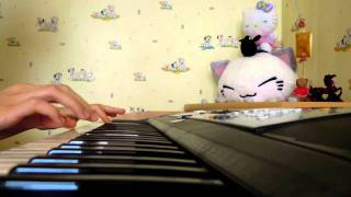 Dream High OST piano cover HQ (along song)