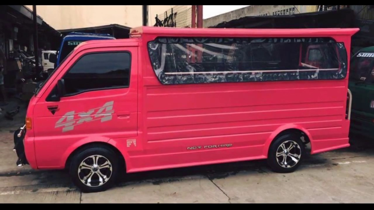Multicab Passenger Type For Sale In Davao City