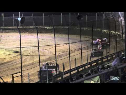 Moler Raceway Park | 9.18.15 | Matts Graphics UMP Modifieds | Feature