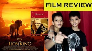 The Lion King - Movie Review||The Lion King Vs Hamlet! Indian Twins Filmy
