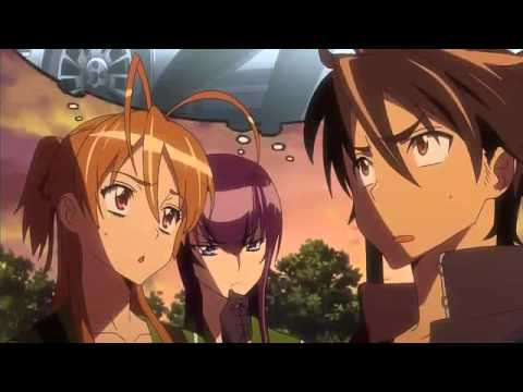 Download Highschool of the Dead Episode 12 English
