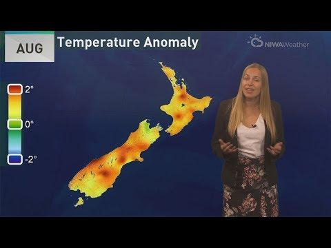 NIWA Winter Climate Summary 2017