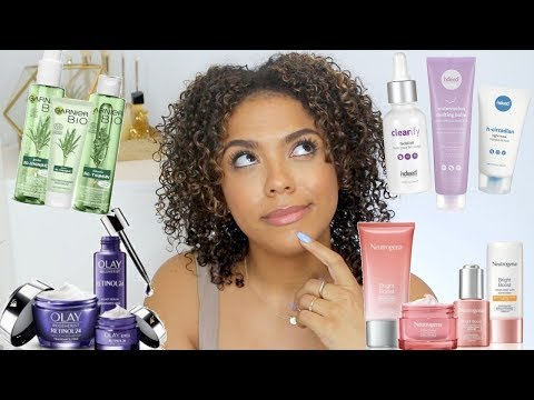 NEW Drugstore Skincare 2020 - what's good?! Affordable + Effective!