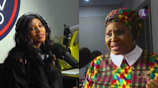 Yvonne Chaka Chaka talks healthcare, education, #GBV, men and marriage on #MassivMornings