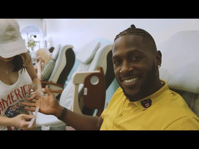 Client Video: Antonio Brown Ep 6 Self Care