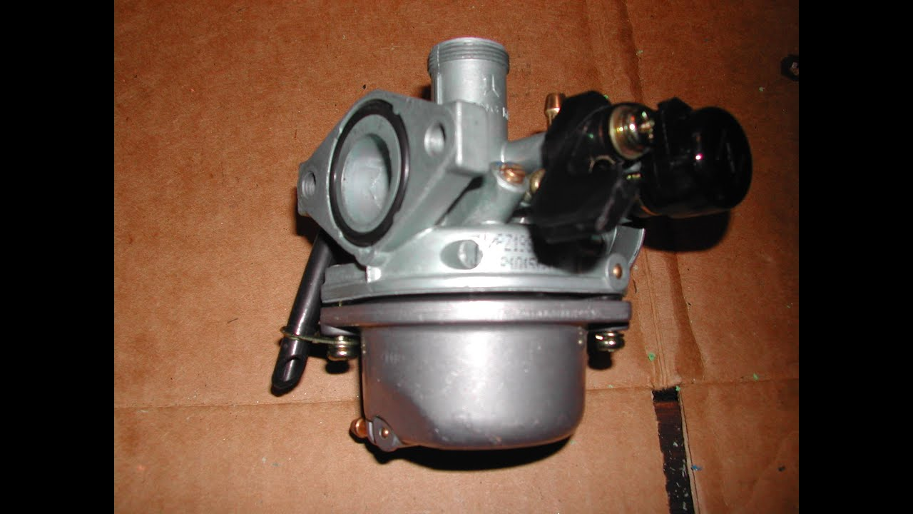 medium resolution of how to clean a atv minibike carburetor 50cc 125cc