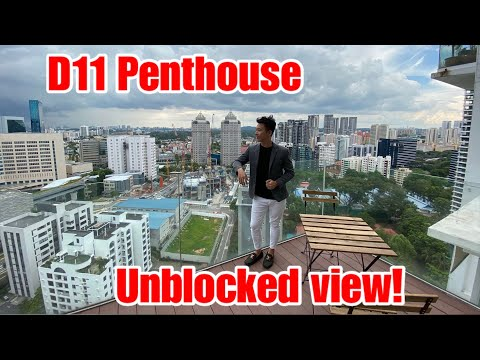 Penthouse Collections Singapore - The Ansley - 4 Bedroom Penthouse - D11 Novena