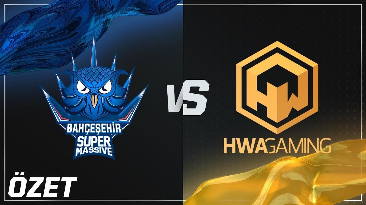 SUP vs HWA Maç Özeti Videosu