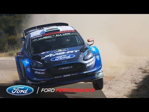 2019 Rally de Portugal Preview | Ford Performance