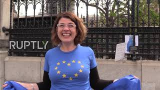 UK: Brits express doubts following May's second referendum offer