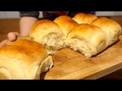 petit-déjeuner-super-moelleux-/-recette-facile-/-brioche-avec-1-ingrédient-magique-!-👍🔝