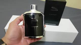 Pinoy fragrance-- Jaguar Classic Black review