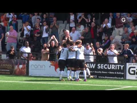 Goals: Bromley 2-0 Hartlepool United