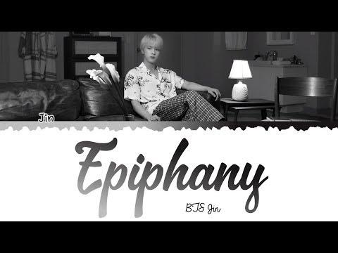 |VIE-ESP-SWE| BTS Jin - 'Intro: EPIPHANY' (에피파니) Lyrics|가사 (Han_Rom_Eng) From LOVE YOURSELF 結 Answer