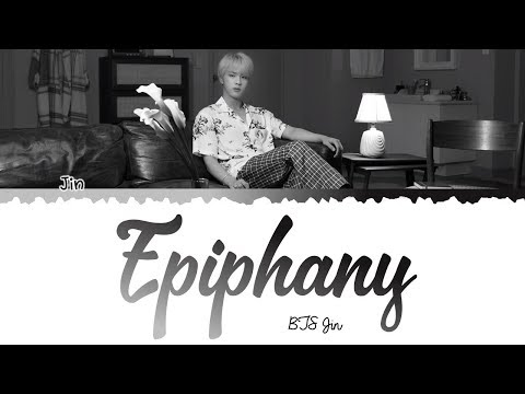 |VIE-ESP-SWE| BTS Jin - 'Intro: EPIPHANY' (에피파니) Lyrics|가사 (Han Rom Eng) from LOVE YOURSELF 結 Answer