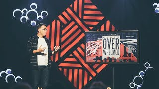 GETTING OVER OVERWHELMED wk. 1 // Chris Nichols // Cross Point Church // Message Only