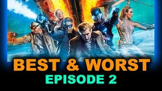 DC Legends of Tomorrow Episode 2 Review aka Reaction - Pilot Part 2 - Beyond The Trailer