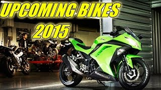 200cc - 300cc Upcoming Bikes In 2015