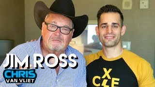 Jim Ross: Why AEW can't compete with WWE, 'slobberknocker' origin, Vince, Chris Benoit