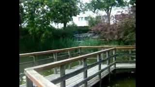 Bill-Grah-Park in Essling bei der Esslinger Schule