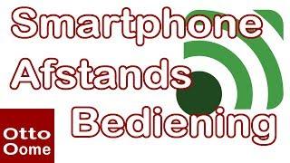 Smartphone als afstandsbediening voor je computer