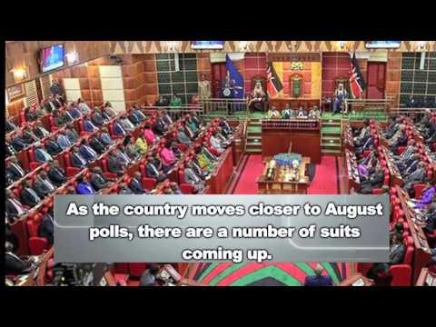 BREAKING NEWS: Law Society of Kenya warns President Uhuru Kenyatta