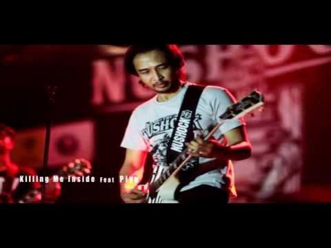 Killing Me Inside feat Piyu @NuShock Stage JakCloth 2013