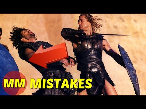 11 Amazing Detailed Fails That Completely Change The Popular Movie Troy