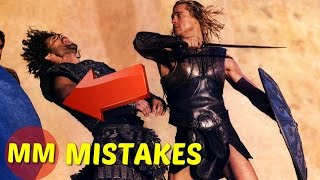 TROY Movie Mistakes, Bloopers, Spoiler, Goofs, Facts and Fails You Missed