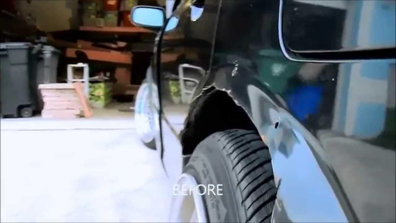 Honda Of Troy >> Mazda Mods Episode 44 : Rear Quarter panels fixed - YouTube